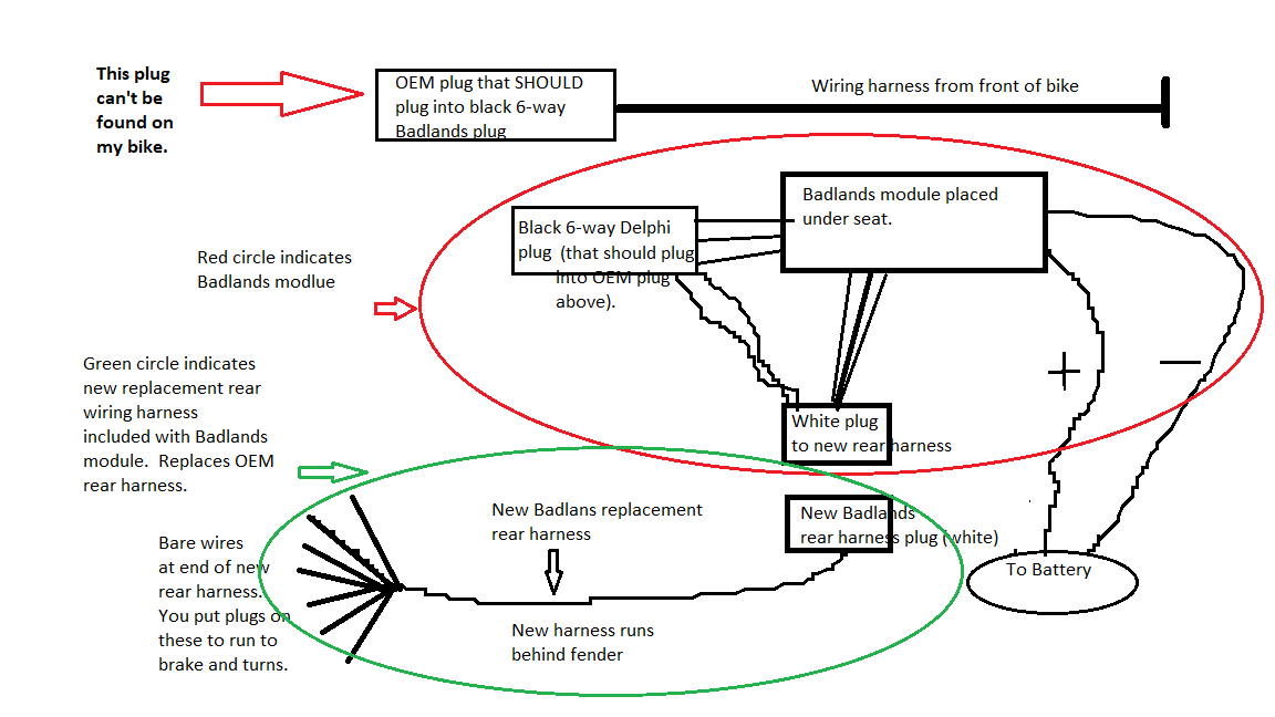 Advice On Installing Badlands Illumintor Module